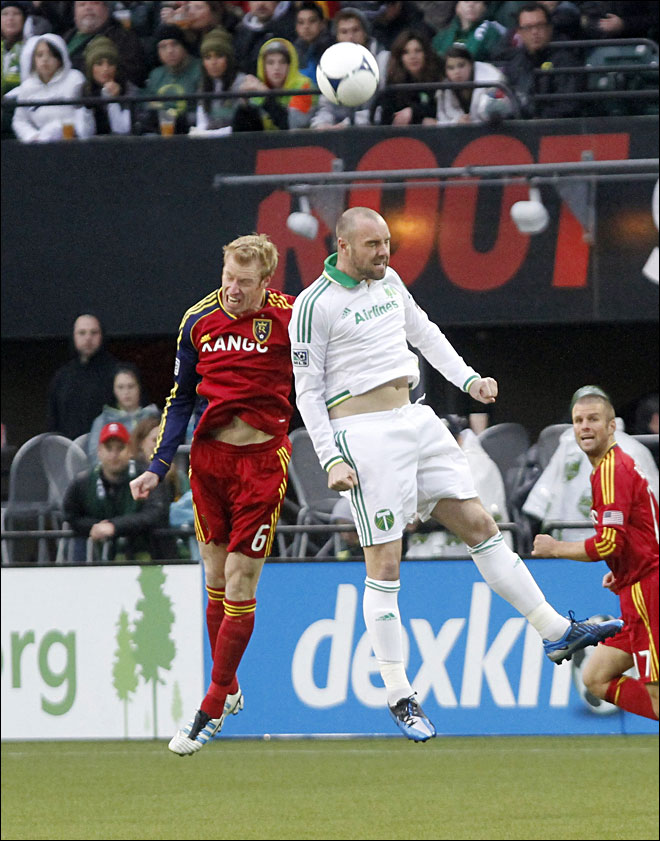 Real Salt Lake rallies to defeat Timbers 3-2