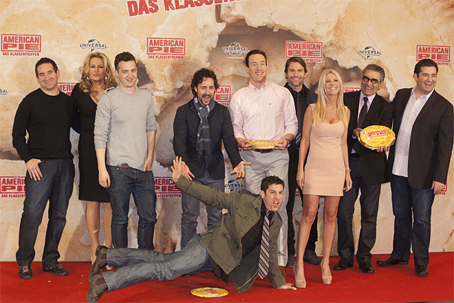 Germany Fim American Reunion