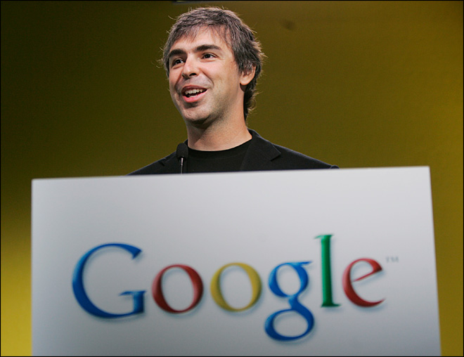 Google stock split wins approval; CEO loses voice