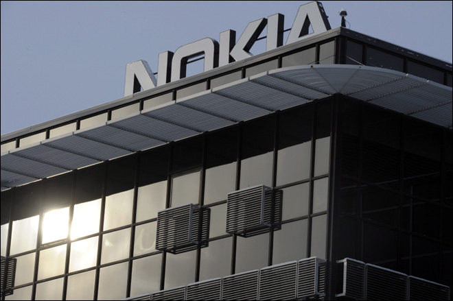 Nokia sues RIM for breach of contract