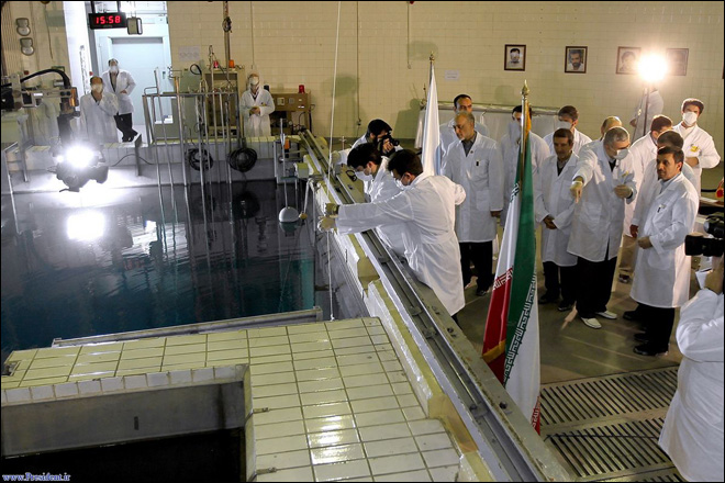 Iran says it's ready to be flexible in nuke talks