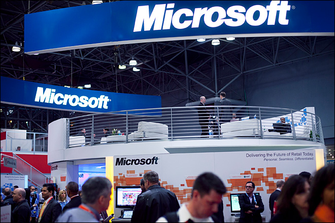 Reports: Microsoft in talks to buy Yammer