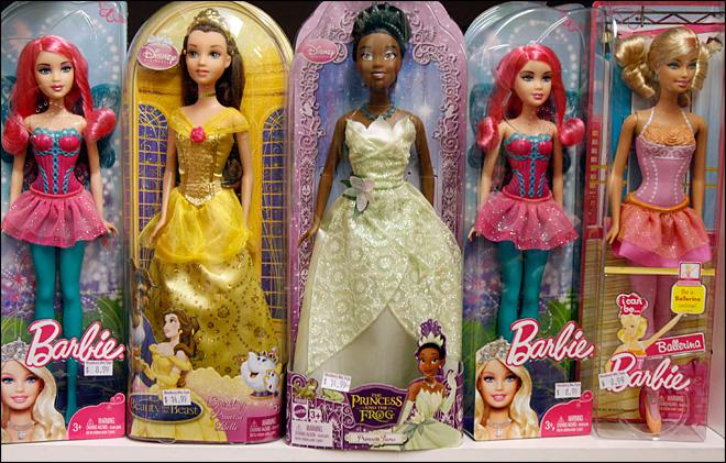 Barbie, Monster High push Mattel 2Q profit up