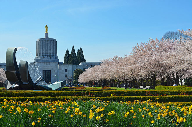 Oregon lawmakers worry Capitol vulnerable to a quake