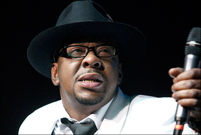 Bobby Brown in rehab after March DUI arrest