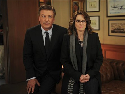 NBC's '30 Rock' rocks out with live episode