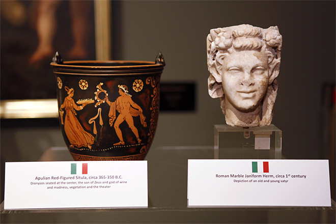 Italian Antiquities
