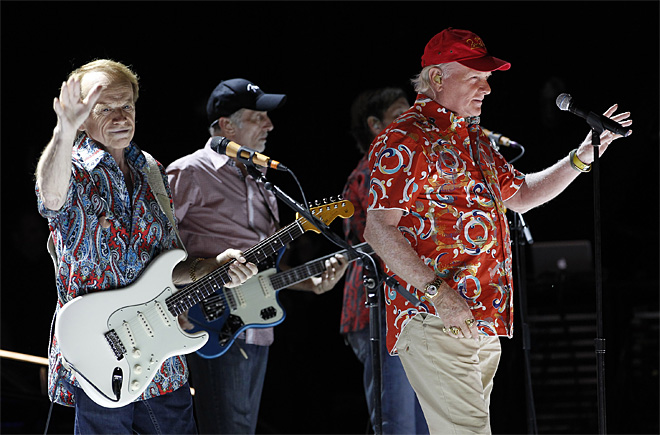 Concert Beach Boys