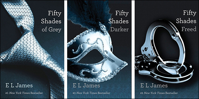 'Social Network' team to produce 'Fifty Shades' film