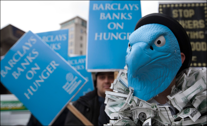 Barclays leadership face rebuke on bonuses