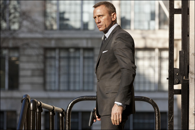 New 007 film to depict spy&#39;s inner demons