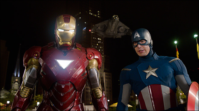 No shortage of laughs in Whedon's 'Avengers'