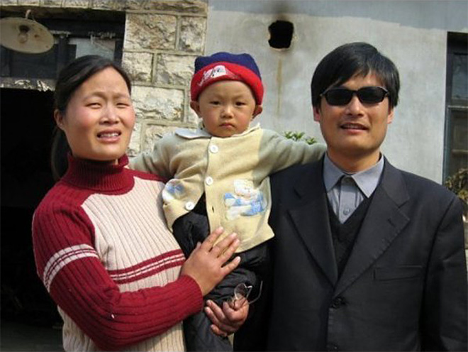 China Blind Lawyer