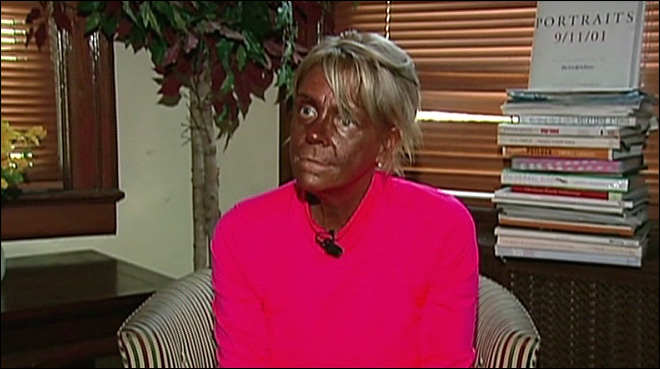Mom charged with taking daughter, 5, into tanning booth