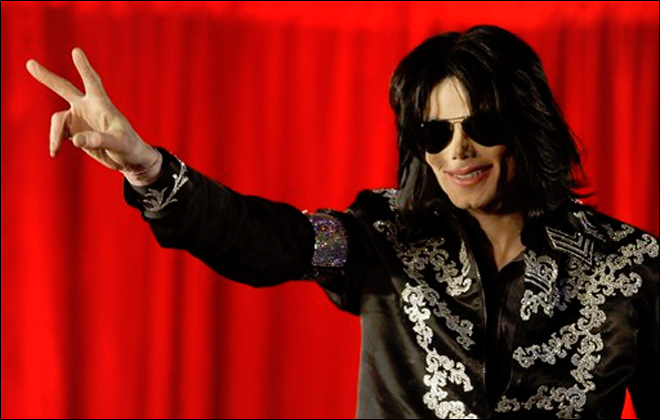 Pepsi brings back Michael Jackson in ads