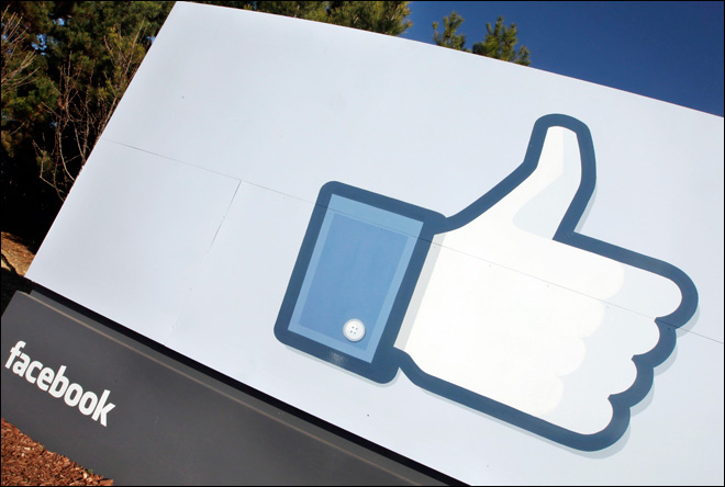Facebook users hit 'like,' stores jump into action