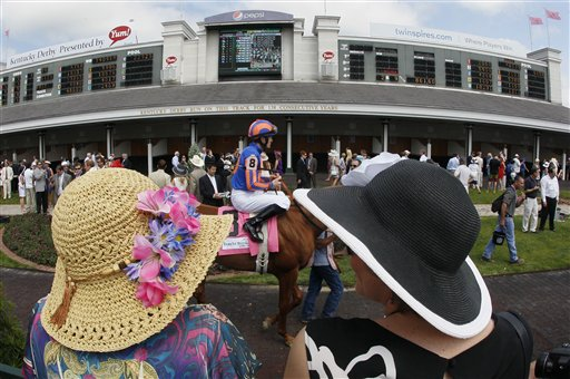 Photo Gallery-Kentucky Derby Couture