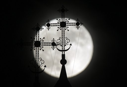 Photo Gallery Supermoon