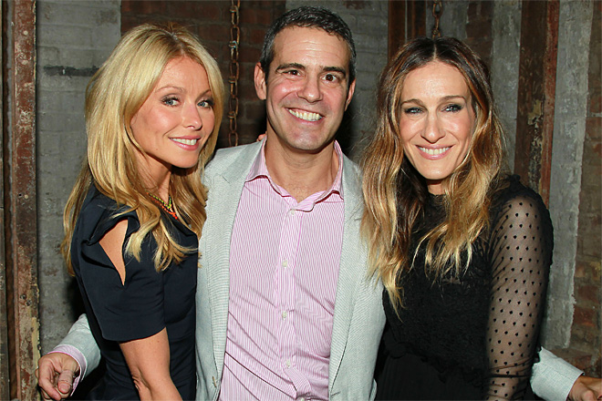 Andy Cohen Book Party