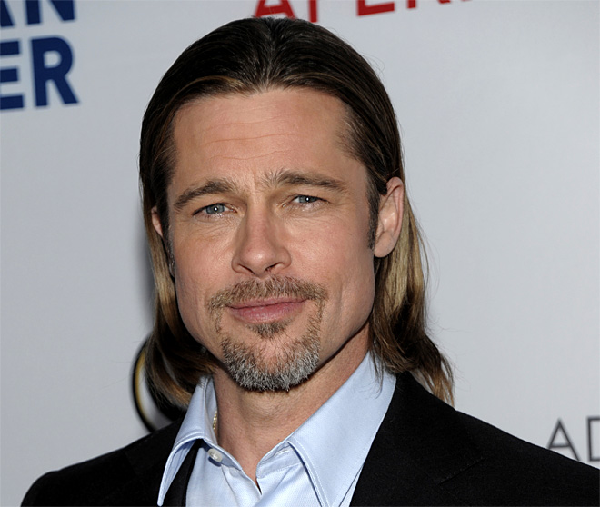 People Brad Pitt Chanel