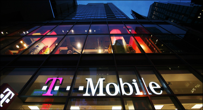 T-Mobile USA names John Legere as its new CEO