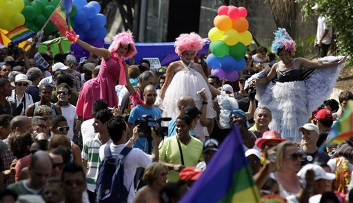 Cuba International Day Against Homophobia