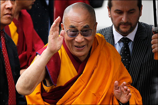 UO: Story about Dalai Lama visit 'isn't true'
