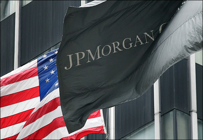 U.S. agency sues JPMorgan over WaMu mortgage bonds