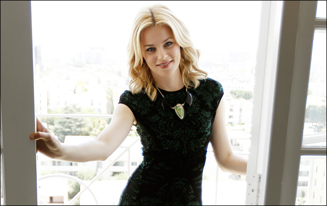 Elizabeth Banks: I'm a sleep-when-you're-dead person