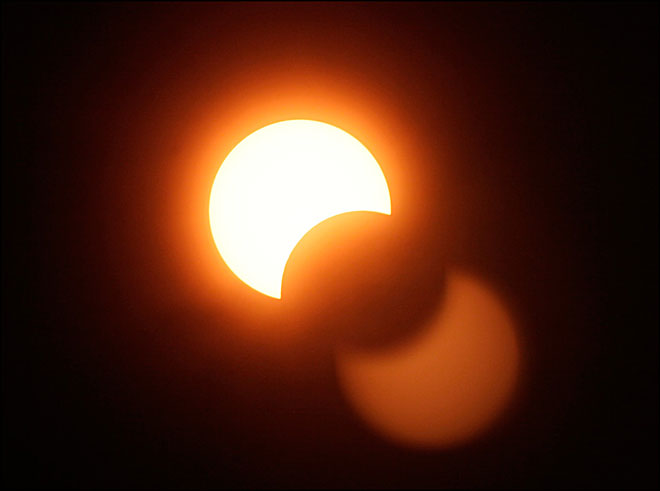 Solar eclipse Sunday visible from Oregon
