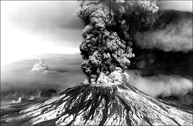 32nd anniversary of Mount St. Helens eruption on Friday
