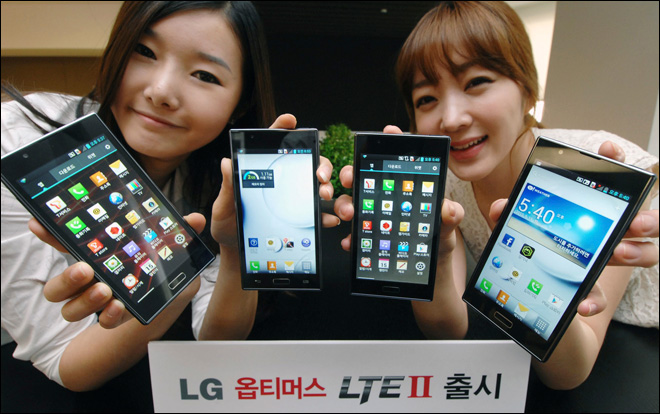 LG upgrades flagship smartphone to revive fortunes
