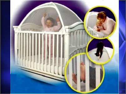 Dangerous crib tent recalled