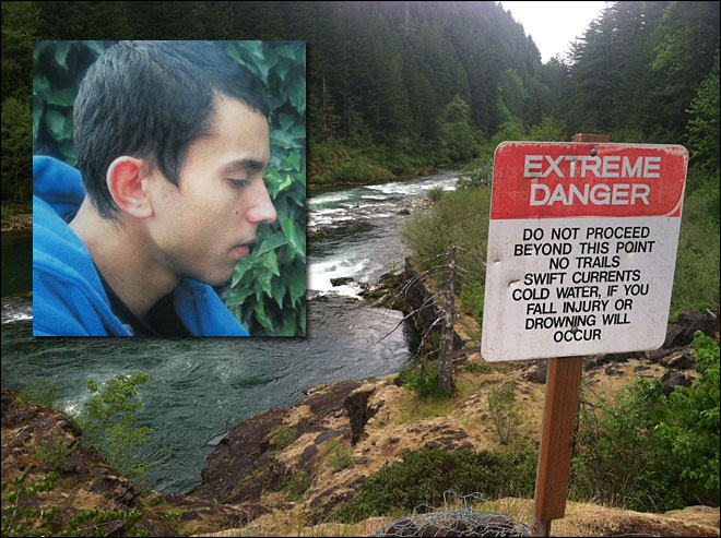Young man drowns trying to save child, 5-year-old still missing