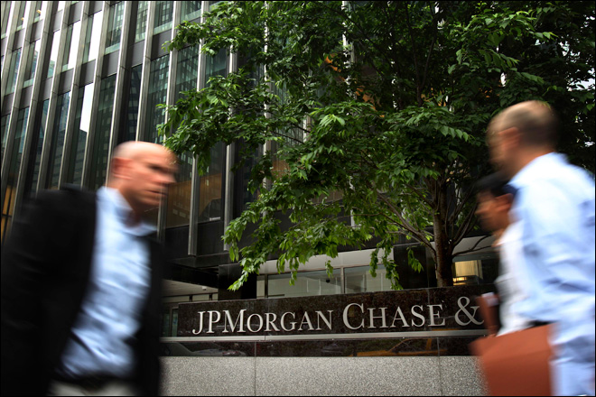 Report: JPMorgan trading losses may reach $9 billion