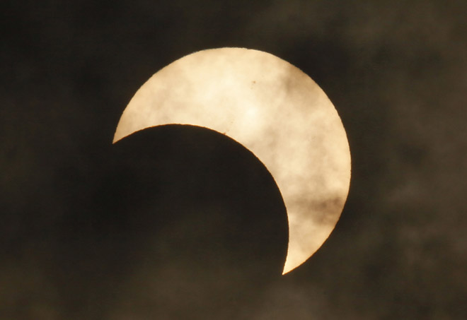 Hong Kong Ring of Fire Eclipse