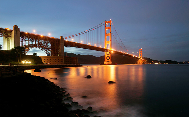 Travel Golden Gate 75th