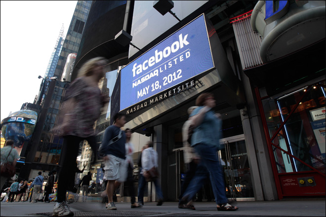 Facebook and volatile market still chill IPOs