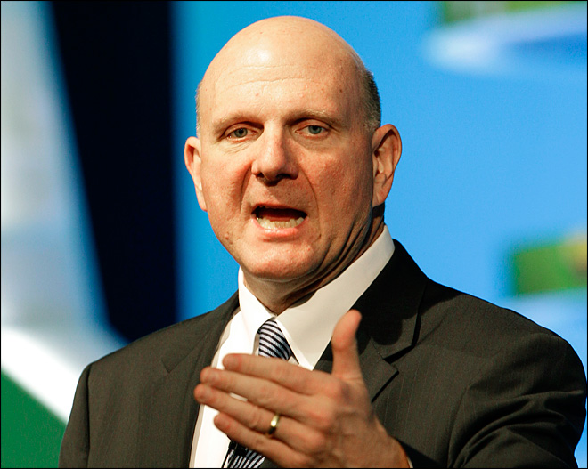 Report: Ballmer winning bidder for Clippers at $2 billion