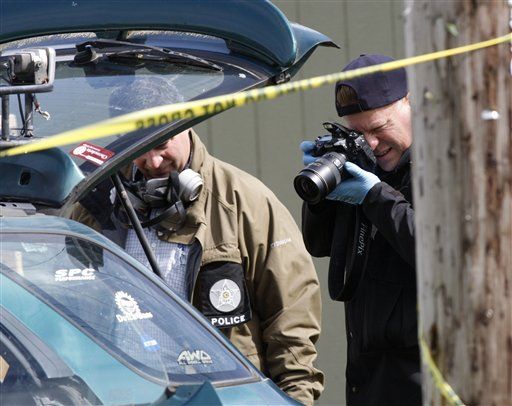 Oregon Family Killed
