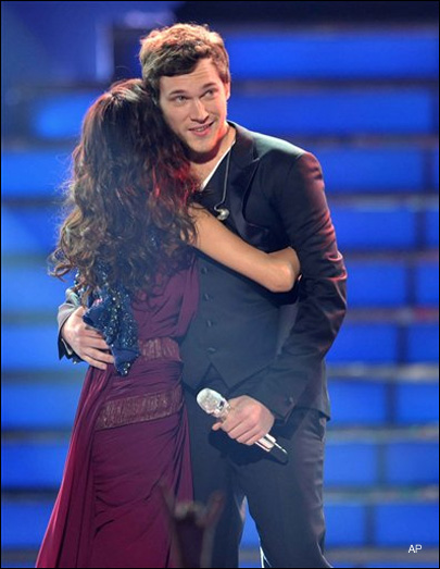 How Phillip Phillips won 'American Idol'