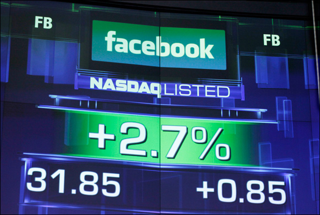 Nasdaq ups ante in Facebook reimbursement plan