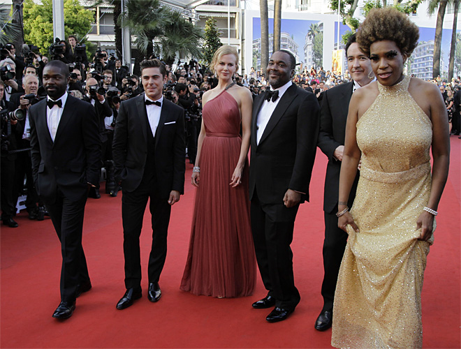 APTOPIX France Cannes The Paperboy Red Carpet