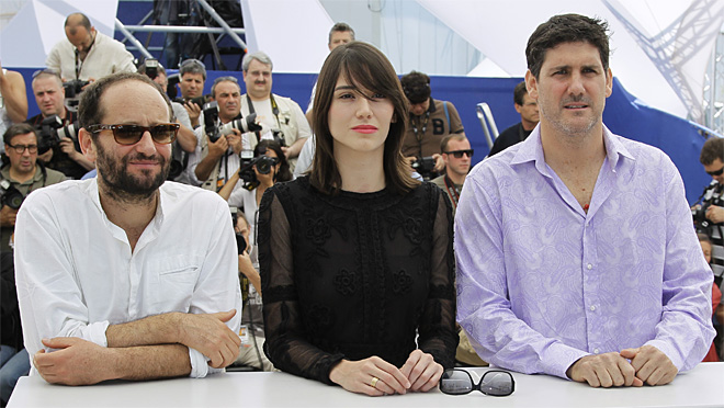 France Cannes Post Tenebras Lux Photo Call