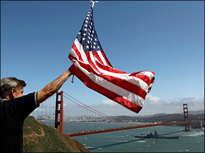 Photos: Golden Gate Bridge turns 75 years old!