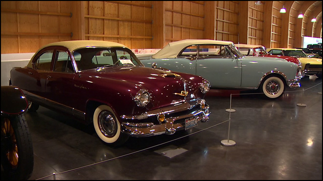 Tacoma's American Car Museum to open on Saturday