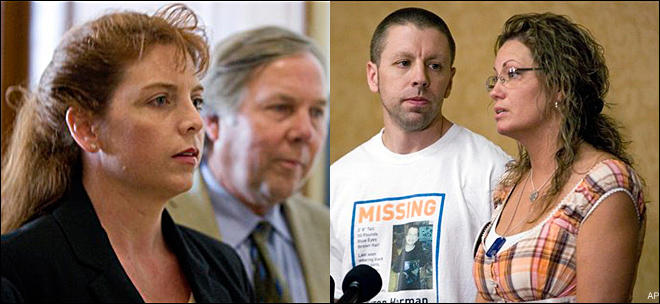 Judge agrees to delay civil suit against Terri Horman
