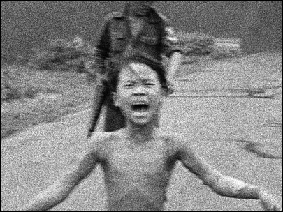 Shocking 'napalm girl' photo from Vietnam War turns 40