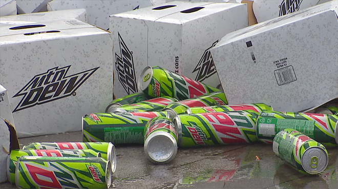 Soda crash