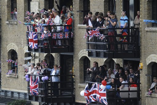 Britain Queen's Jubilee